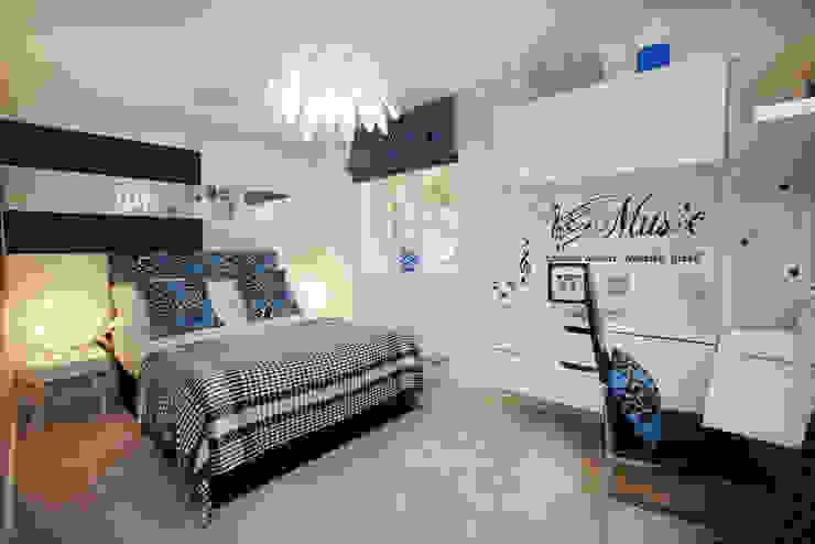 Make every room a new adventure..... Modern style bedroom by Graeme Fuller Design Ltd Modern