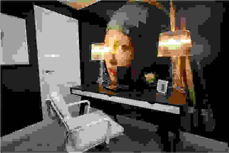 Make every room a new adventure… .. Estudios y oficinas modernos de Graeme Fuller Design Ltd Moderno