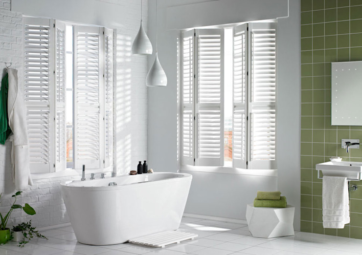Life Time Vinyl Shutters by Thomas Sanderson Classic
