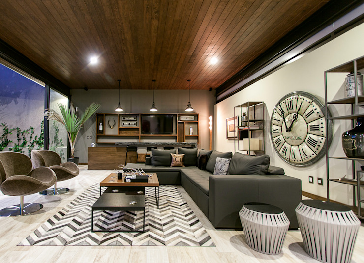 Modern Living Room by Loyola Arquitectos Modern