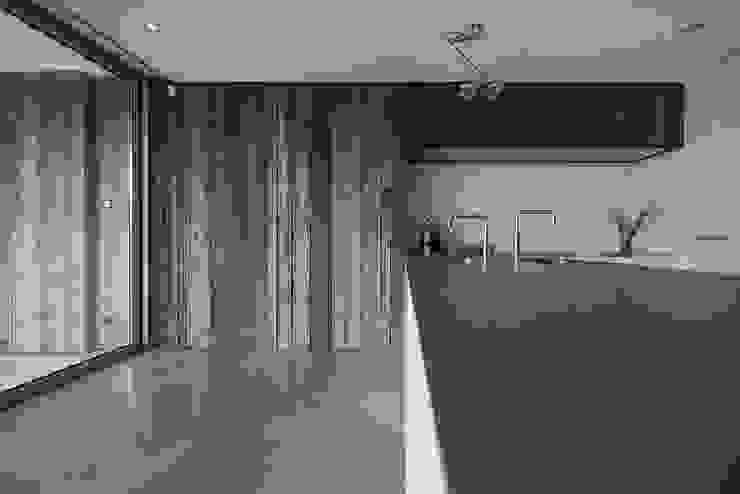 Keuken Moderne keukens van Lab32 architecten Modern Hout Hout