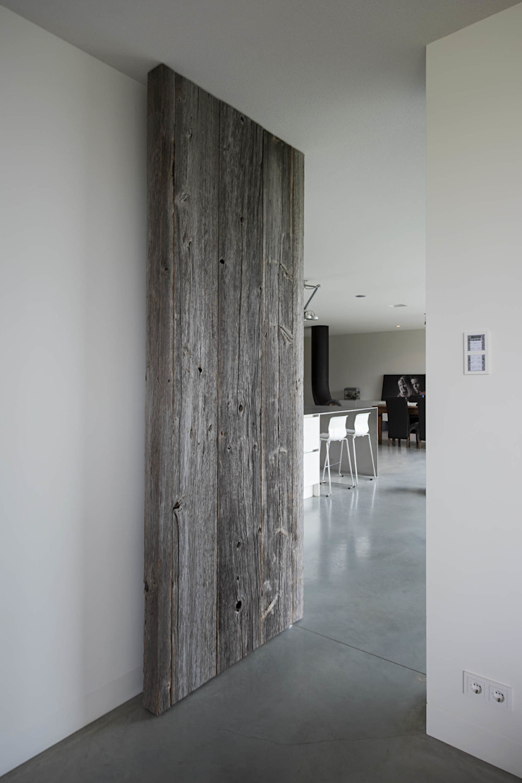 Werkkamer Moderne studeerkamer van Lab32 architecten Modern Hout Hout