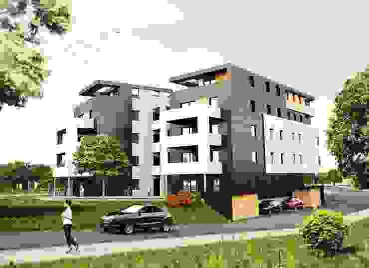Mehrfamilienhäuser Planungsbüro GAGRO