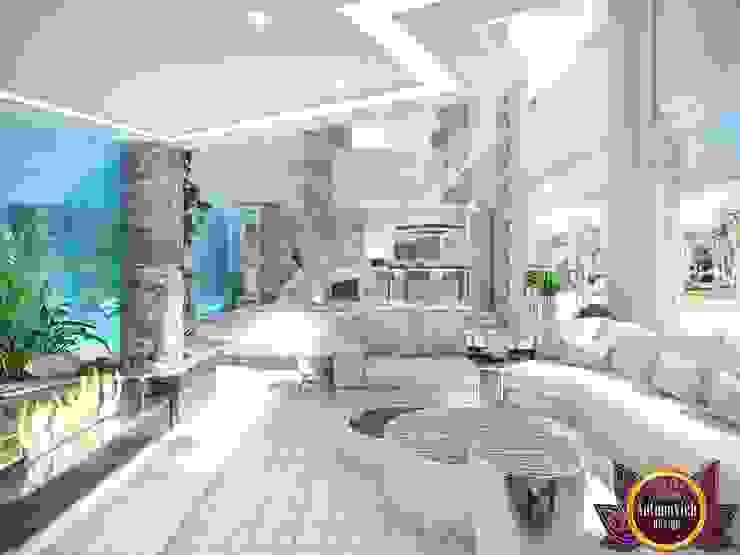 Corridor, hallway by Luxury Antonovich Design,