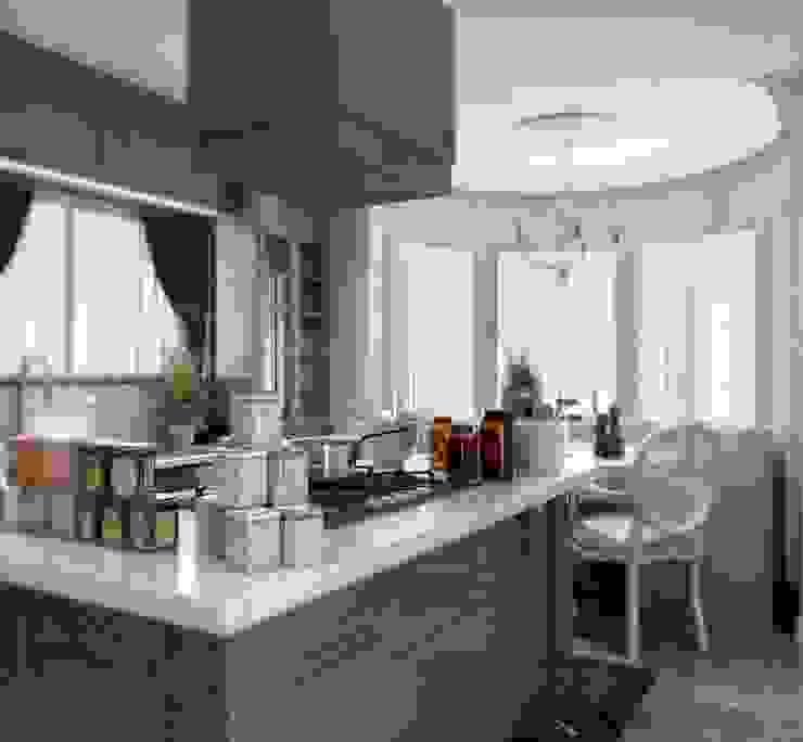 Villa Balıkesir Modern Kitchen by VERO CONCEPT MİMARLIK Modern