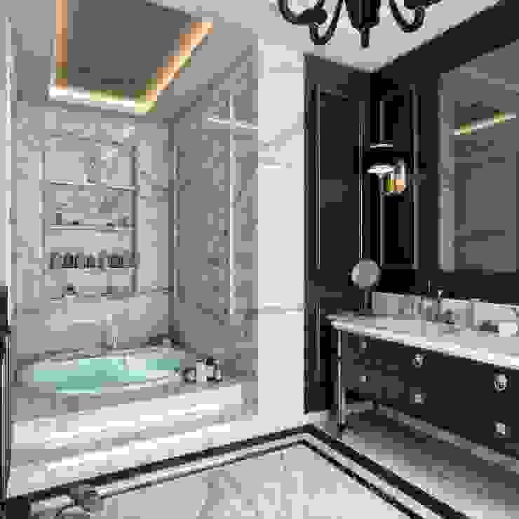 Ванные комнаты в . Автор – VERO CONCEPT MİMARLIK,