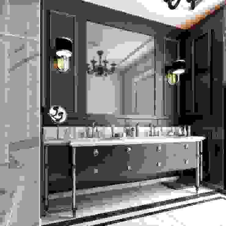 Villa Balıkesir Modern Bathroom by VERO CONCEPT MİMARLIK Modern