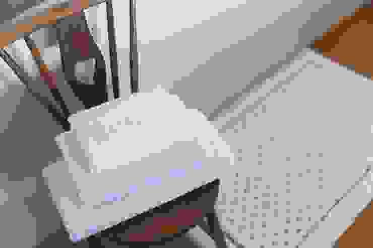 Linen Waffle Bath Coordinate por Sorema Clássico