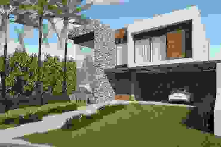 Casas modernas: Ideas, diseños y decoración de Quitete&Faria Arquitetura e Decoração Moderno