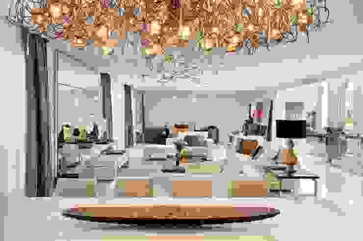 Quitete&Faria Arquitetura e Decoração Dining roomLighting