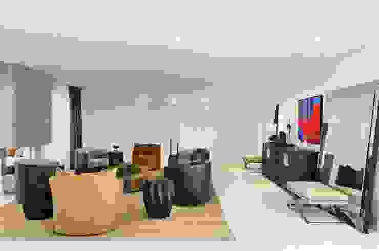 Quitete&Faria Arquitetura e Decoração Living roomAccessories & decoration
