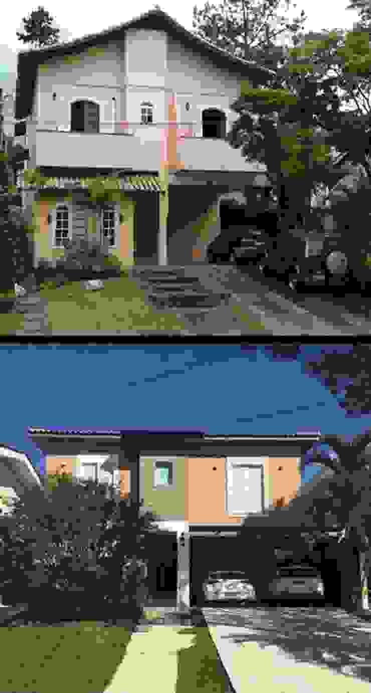 Residencia 3 por Quitete&Faria Arquitetura e Decoração