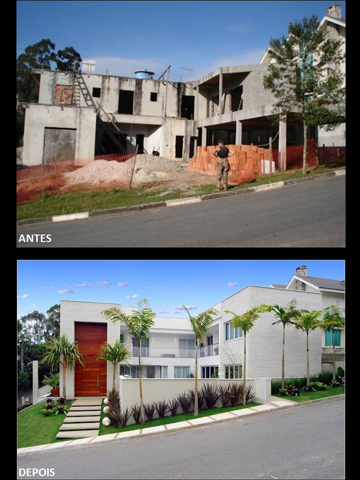 Residencia Arujá por Quitete&Faria Arquitetura e Decoração