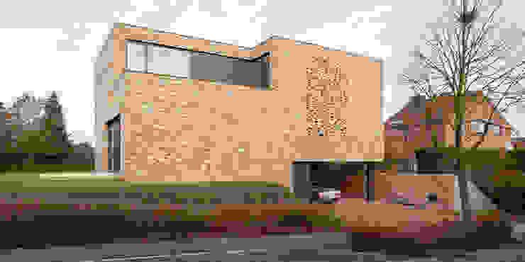 G31 Moderne huizen van das - design en architectuur studio bvba Modern