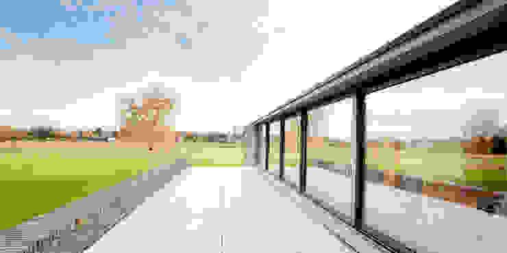 P30 Moderne huizen van das - design en architectuur studio bvba Modern Beton