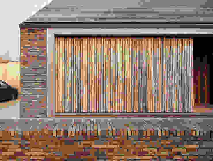 P30 Moderne huizen van das - design en architectuur studio bvba Modern Hout Hout