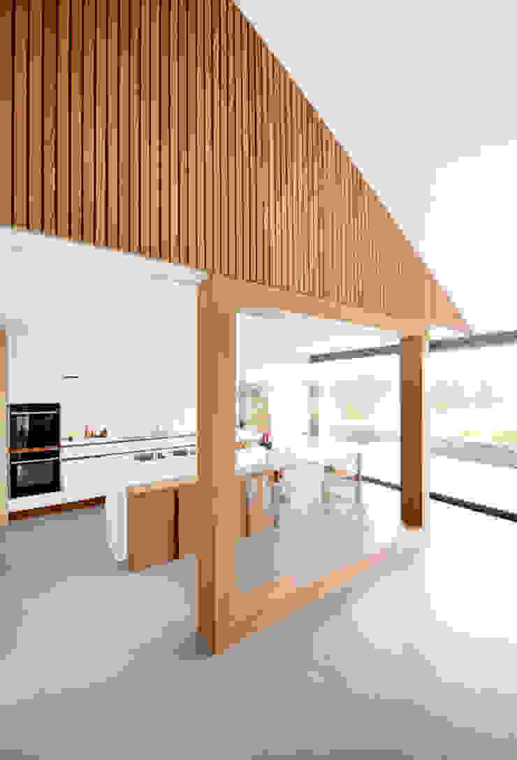 P30 Moderne keukens van das - design en architectuur studio bvba Modern Hout Hout