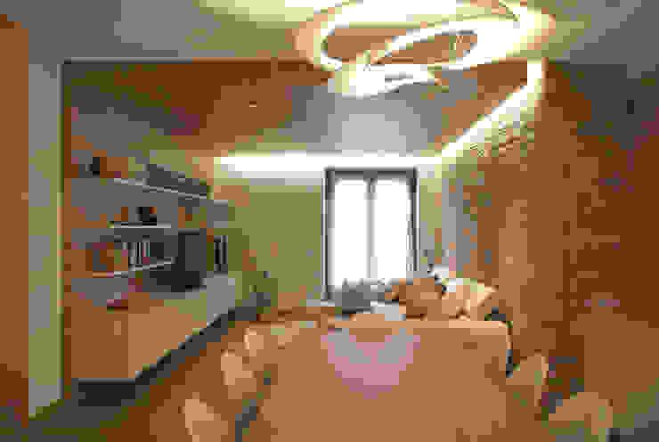 Modern Living Room by GRITTI ROLLO | Stefano Gritti e Sofia Rollo Modern