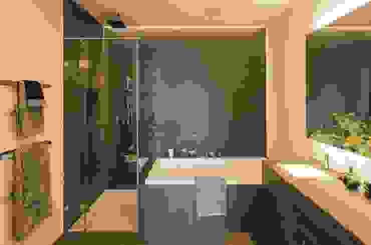 Apartimentum_badkamer 1 KALDEWEI Nederland Moderne badkamers Wit