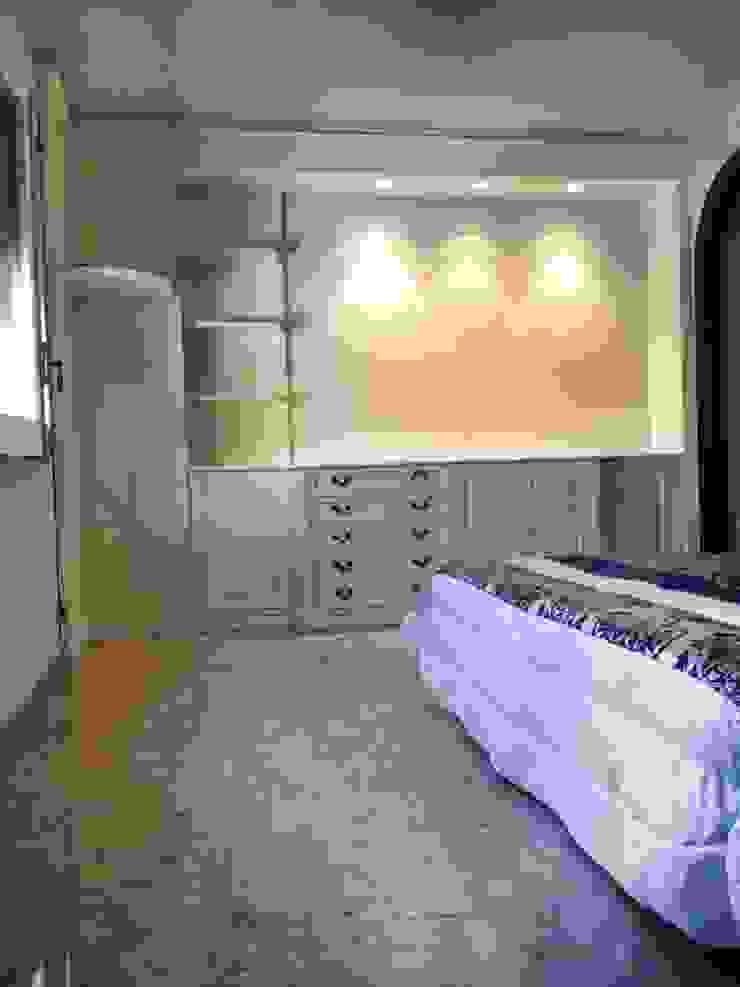 Armario dormitorio clásico de Archimobel Clásico Madera maciza Multicolor