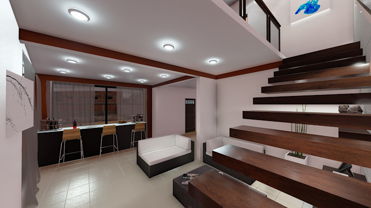 Bar de iA Soluciones de Ingeniería y Aquitectura