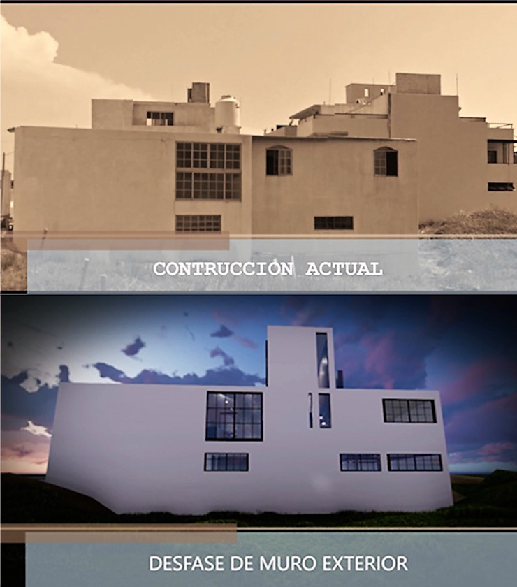 Comparaiva de iA Soluciones de Ingeniería y Aquitectura