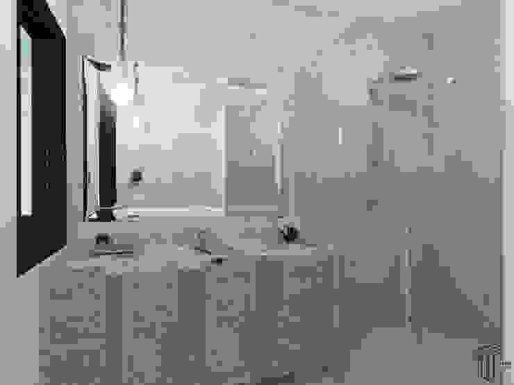 ML Modern Bathroom by TAMEN arquitectura Modern