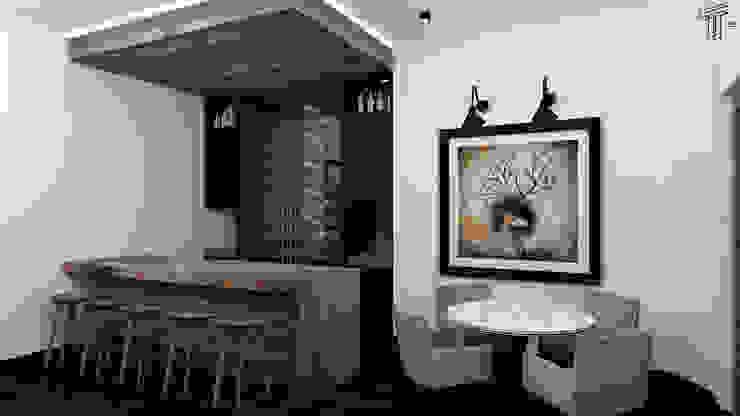 ML Modern Kitchen by TAMEN arquitectura Modern