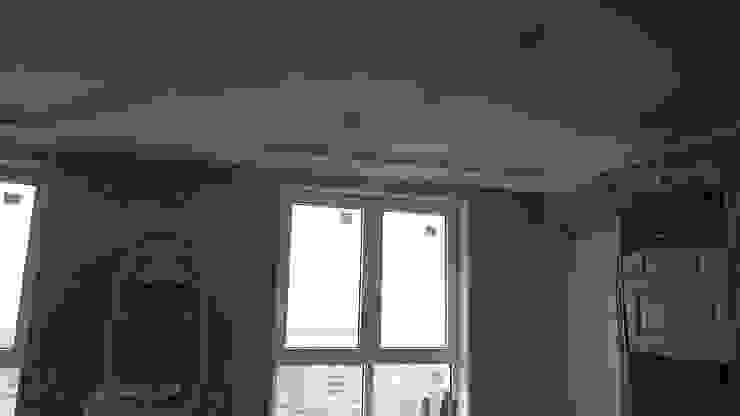 Classic style living room by Студия интерьерного дизайна happy.design Classic