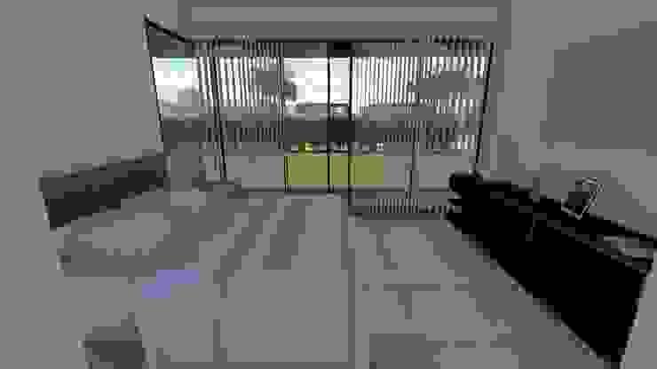 Conjunto Campestres La Unión Habitaciones de estilo rural de ARQUITECTO JUAN ANDRES GUTIERREZ PEREZ Rural
