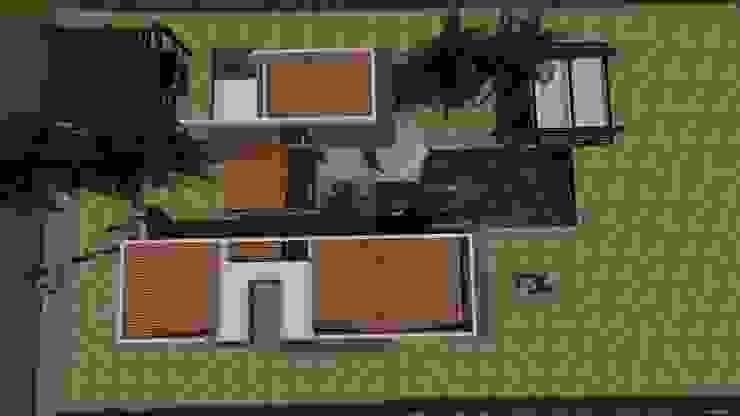 Conjunto Campestres La Unión Casas de estilo rural de ARQUITECTO JUAN ANDRES GUTIERREZ PEREZ Rural
