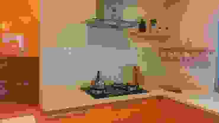 Kitchen Modern Kitchen by Nandita Manwani Modern