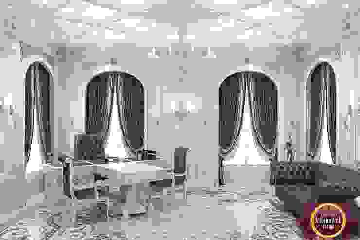 Office interior design of Katrina Antonovich by Luxury Antonovich Design Classic