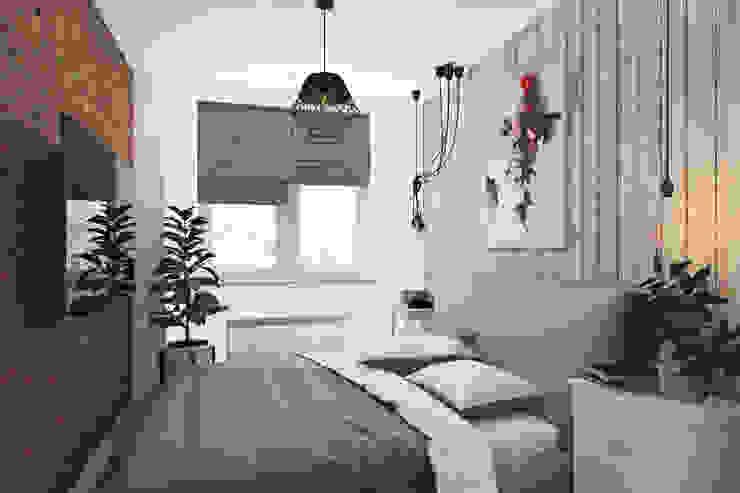 Habitaciones de estilo escandinavo de homify Escandinavo