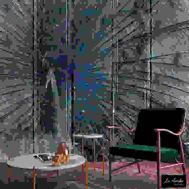Elegance - Wallpaper van La Aurelia Koloniaal