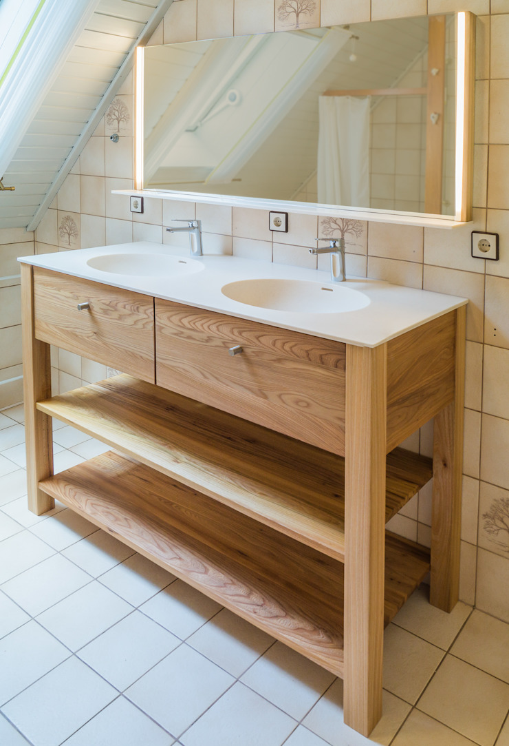 Lignum Möbelmanufaktur GmbH BathroomStorage Wood