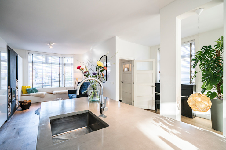 Masters of Interior Design Dapur Modern Beton Grey