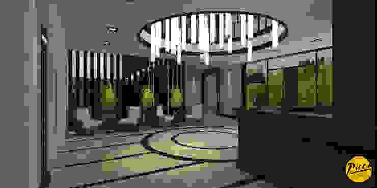 Serenat Wedding Hall Lobby Pıcco Desıgn & Archıtecture Modern