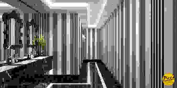 Serenat Wedding Hall Tuvalet Pıcco Desıgn & Archıtecture Modern