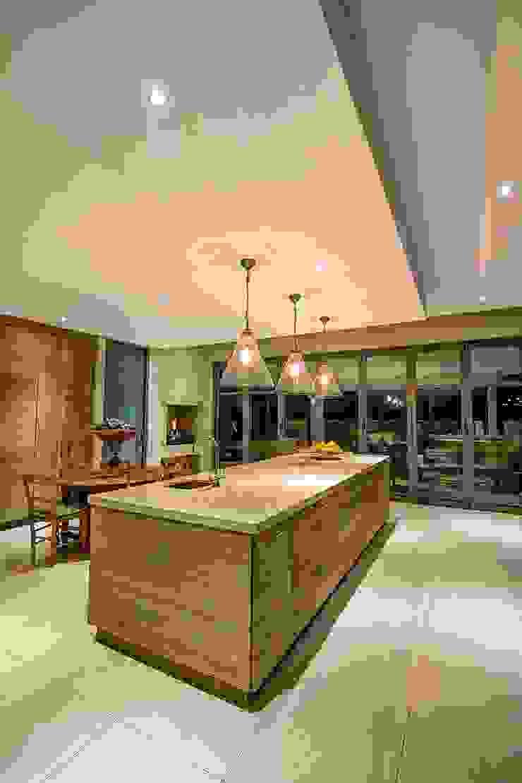 House Auriga Modern kitchen by Swart & Associates Architects Modern