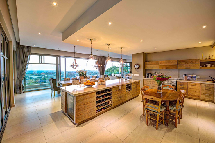Kitchen by Swart & Associates Architects,