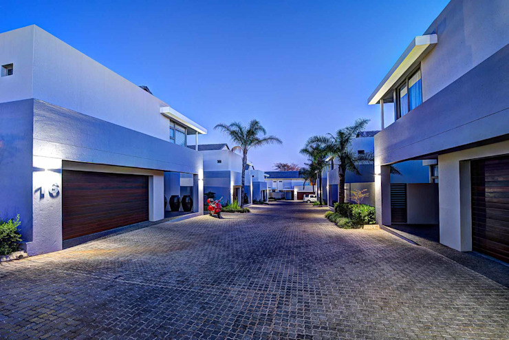 Casas modernas de Swart & Associates Architects Moderno