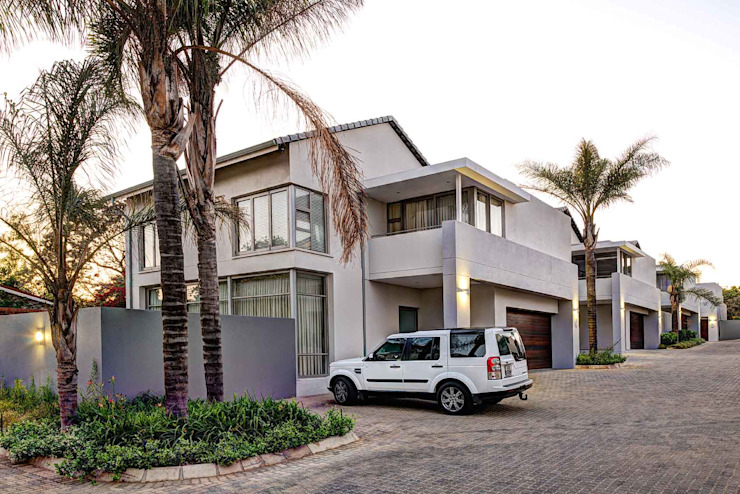 Brooklyn Gate:  Houses by Swart & Associates Architects