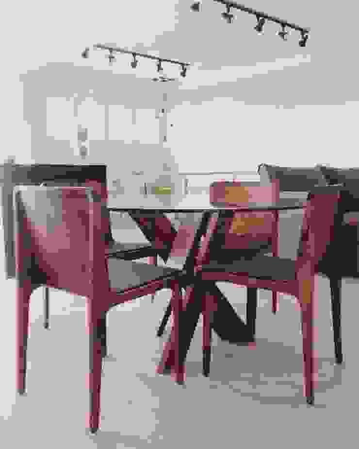Salas de jantar modernas por TR3NA Arquitetura Moderno