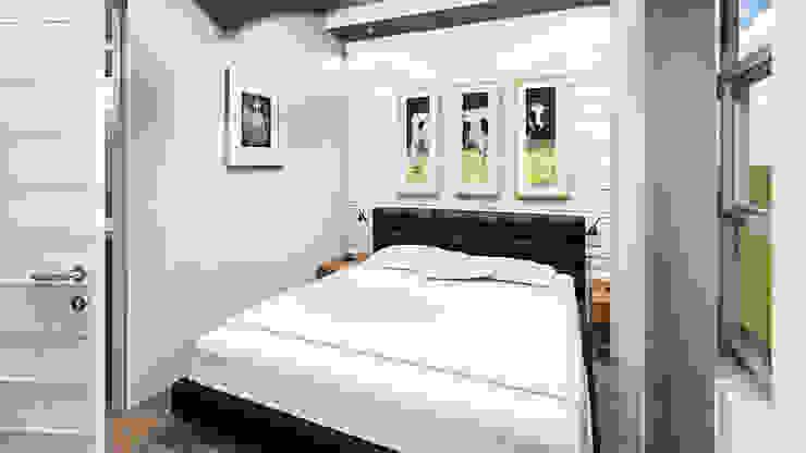 Modern style bedroom by Swart & Associates Architects Modern