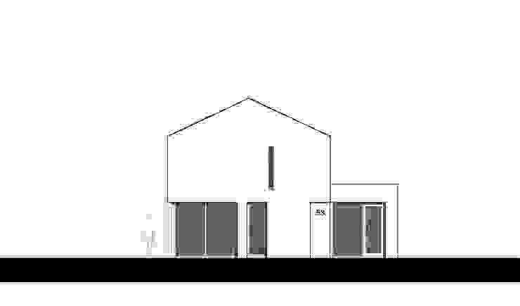 voorgevel van LAB_A architectuur