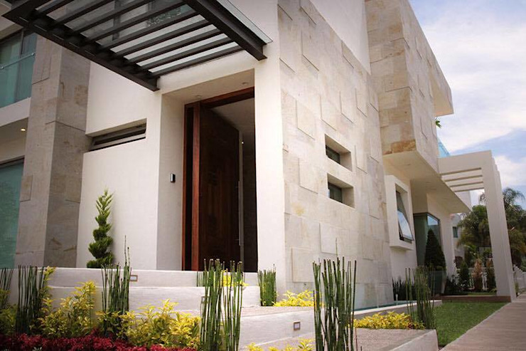 Colonial style house by Canteras Villa Miranda Colonial