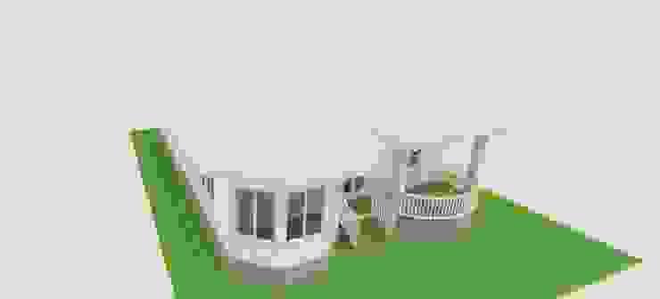 แบบบ้านเดี่ยว 3 ห้องนอน โดย th-design