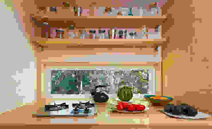 مطبخ تنفيذ Chibi Moku,