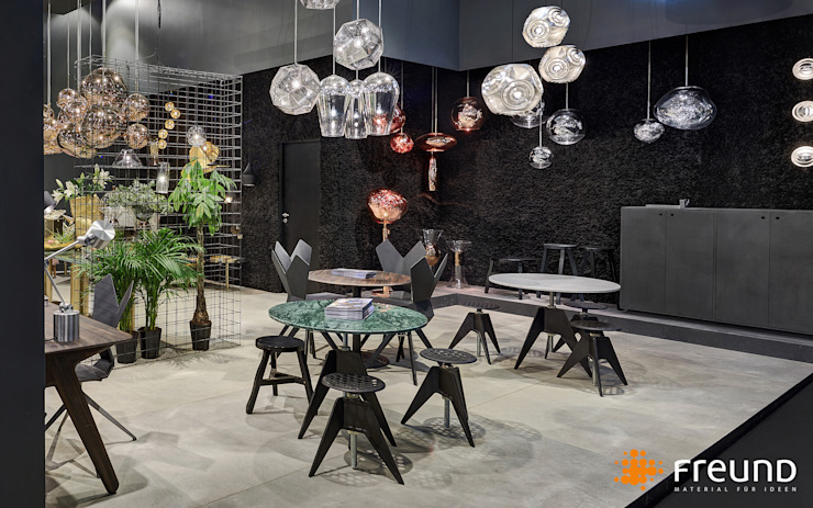 Freund GmbH ComedorAccesorios y decoración Negro